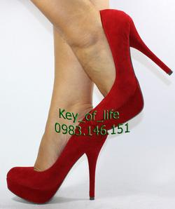 Ảnh số 17: T390: Giày cao gót Tradivarius - Giá: 390.000