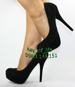 Ảnh số 16: T390: Giày cao gót Tradivarius - Giá: 390.000