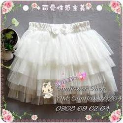Ảnh số 4: váy ren - Giá: 100.000