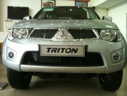 Ảnh số 6: Triton GLS M/T - Giá: 649.000.000