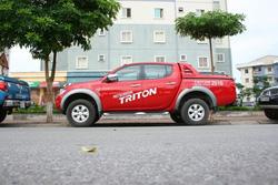 Ảnh số 3: Triton GLS M/T - Giá: 649.000.000