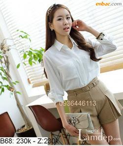 Ảnh số 68: Áo đủ màu đủ Size - Giá: 230.000