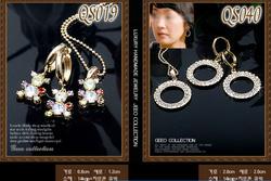 Ảnh số 32: bộ trang sức hàn quốc - Giá: 410.000