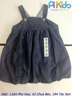 Ảnh số 13: Váy bò ZARA - Giá: 260.000