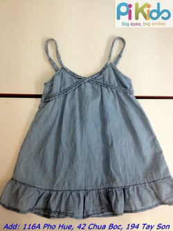 Ảnh số 15: Váy bò ZARA - Giá: 280.000