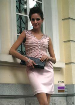 Ảnh số 13: Váy Beauty mark L4636 - Giá: 2.300.000