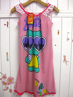 Ảnh số 19: áo ngủ hoạt hình 02 - Giá: 55.000