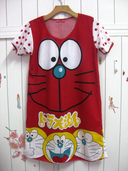 Ảnh số 24: áo ngủ hoạt hình 06 - Giá: 55.000