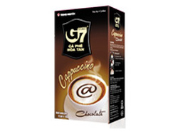 Ảnh số 22: G7 Cappuccino Chocolate - Giá: 43.000