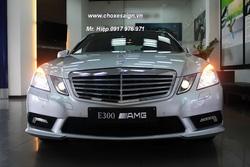 Ảnh số 1: Mercedes E300 - Giá: 2.827.000.000