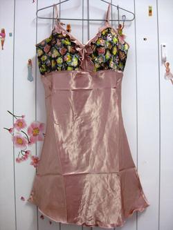 Ảnh số 35: đầm phi thun hồng nude (đã bán) - Giá: 55.000
