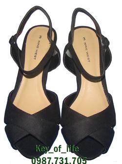 Ảnh số 82: Sandal Nine West - Giá: 290.000