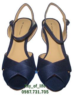 Ảnh số 85: Sandal Nine West - Giá: 290.000