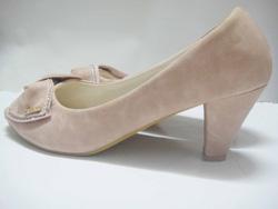 Ảnh số 18: cao gót 5cm màu hồng nhạt - Giá: 165.000