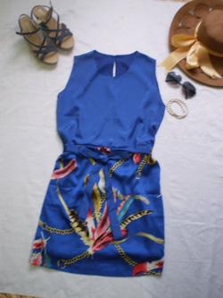 Ảnh số 11: Đầm lụa chiffon thiết kế của Dolce cực sang - Giá: 420.000