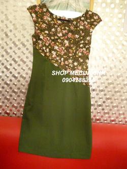 Ảnh số 16: váy ren Clovis - Giá: 320.000