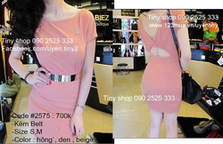 Ảnh số 5: váy chanel xoắn lưng - Giá: 550.000