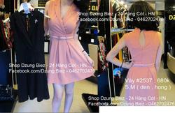 Ảnh số 24: váy cổ vest - Giá: 550.000