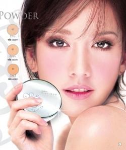 Ảnh số 7: Mistine Platinum Super Powder SPF22 PA++ - Giá: 215.000