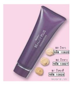 Ảnh số 12: Mistine Beauty Plus (có ánh nhũ) - Giá: 145.000