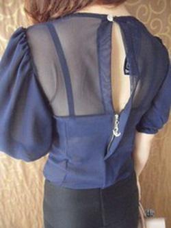 Ảnh số 22: áo voan pha ren - Giá: 150.000