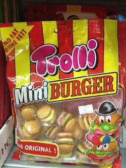 Ảnh số 9: Trolli Mini Burger - Giá: 77.000