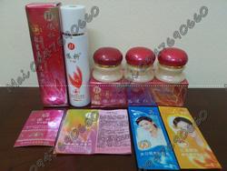 Ảnh số 4: Bộ kem face Hongkong YIQI trắng da trị mụn nám (da trắng mịn sau 7 ngày) - Giá: 570.000