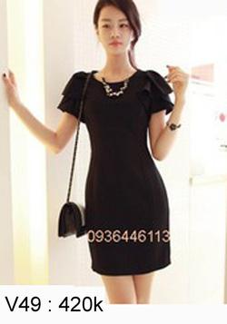 Ảnh số 49: Váy đầm , đủ size - Giá: 420.000