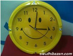Ảnh số 2: đồng hồ mặt cười - Giá: 1.000