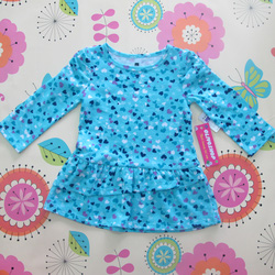 Ảnh số 13: Áo váy trái tim xanh 61 - Giá: 90.000