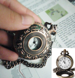 Ảnh số 10: Dây chuyền đồng hồ 12 cung hoàng đạo - Giá: 120.000
