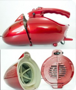 Ảnh số 4: Máy hút bụi cầm tay mini Jinke JK - Giá: 350.000