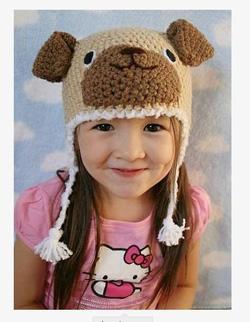 Ảnh số 34: Mũ móc trẻ em - Giá: 1.000