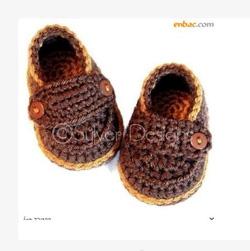 Ảnh số 86: Giày móc - Giá: 1.000