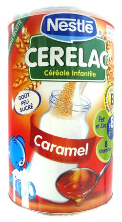 Ảnh số 2: Cerelac caramel - Giá: 135.000