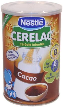 Ảnh số 3: Cerelac cacao - Giá: 135.000