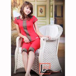 Ảnh số 2: Đồ bộ mặc nhà trẻ trung-LAMY017 - Giá: 265.300