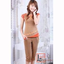 Ảnh số 5: Đồ bộ mặc nhà thoải mái-LAMY010 - Giá: 255.500