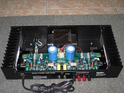 Ảnh số 2: Power Hafler 120(USA) - Giá: 5.200.000