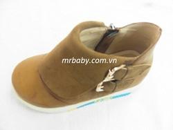 Ảnh số 8: Boot da cổ ngắn Fashion Dog 1623-066X - Giá: 810.000