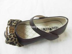 Ảnh số 10: Giày da cao cấp bé gái Fashion Dog 1623-075X - Giá: 640.000
