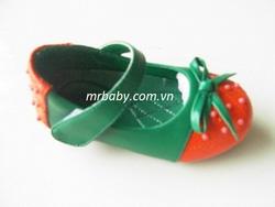 Ảnh số 14: Giày da cao cấp bé gái Fashion Dog 2323-248X - Giá: 640.000