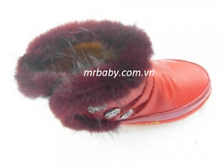 Ảnh số 18: Boot da cổ ngắn Fashion Dog 2423-222X - Giá: 710.000
