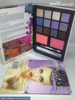Ảnh số 82: Bộ Kit make up book Beauty angel - Giá: 250.000
