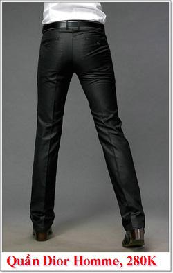 Ảnh số 8: Quần Âu Nam Dior 280K - Giá: 280.000