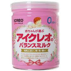 Ảnh số 24: Sữa Icreo số 0 - 850g: Dành cho bé từ 0 - 9 tháng: 820K - Giá: 820.000