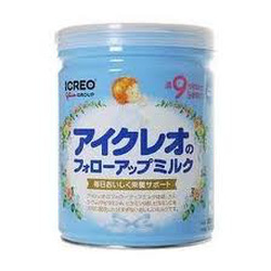 Ảnh số 25: Sữa Icreo số 9 - 850g: Dành cho bé từ 9 tháng trở lên: 720K - Giá: 720.000
