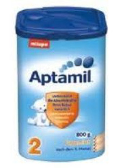 Ảnh số 82: Sữa Aptamil số 2 - 800g: Dành cho bé từ 6-10 tháng: 460K - Giá: 46.000