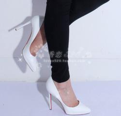 Ảnh số 18: Giày Yangmi- kiểu dáng độc quyền 2015  chất liệu không thấm nước ,đế đỏ  cao 12cm GCG018 - Giá: 520.000