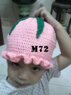 Ảnh số 98: Mũ móc trẻ em - Giá: 1.000